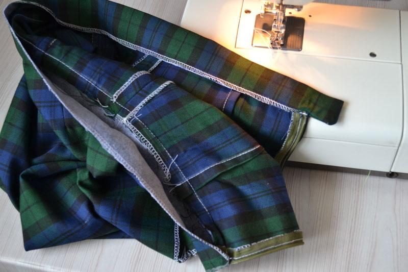 Как сшить юбку, Технология пошива юбки своими руками