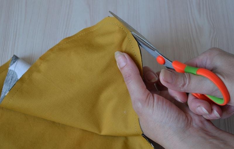 Детская летняя панамка своими руками, шаг 8