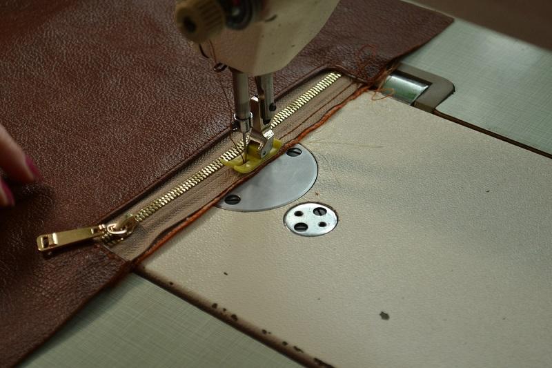 Технология обработки кармана