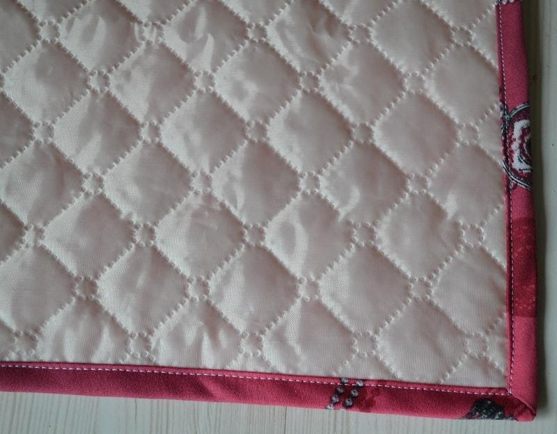 Изнаночная сторона одеяла