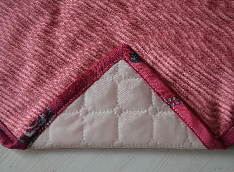 Мастер-класс окантовки одеяла косой бейкой