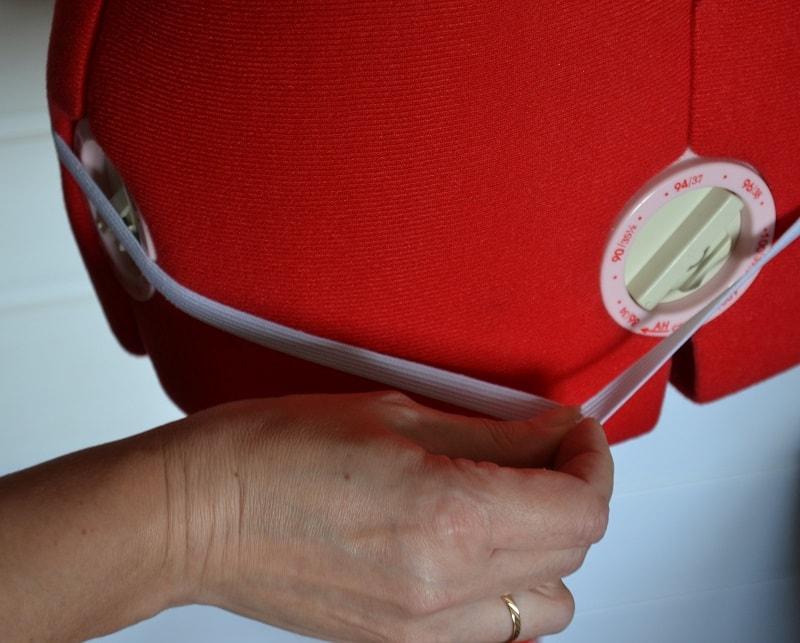 Как сшить женскую футболку из трикотажа, шаг 24