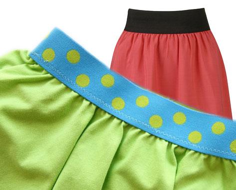Шьём детям мастер класс юбка солнце пояс на резинке как сделать #3