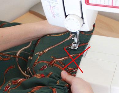Шьем сами юбку на резинке