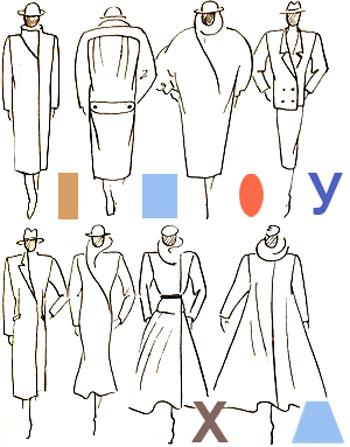 Стиль и силуэт одежды   Как правильно подобрать стиль женской одежды f8b6781bda1