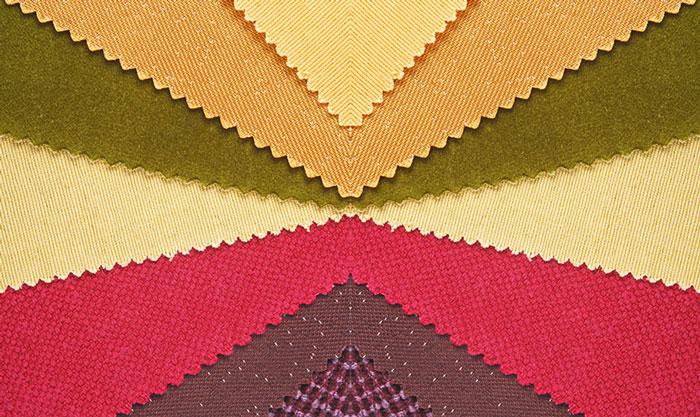 Характеристики основных видов швейных тканей и материалов