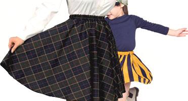 Как сшить пояс на юбку солнце на резинке