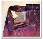 Обработка верхнего среза юбки притачным поясом