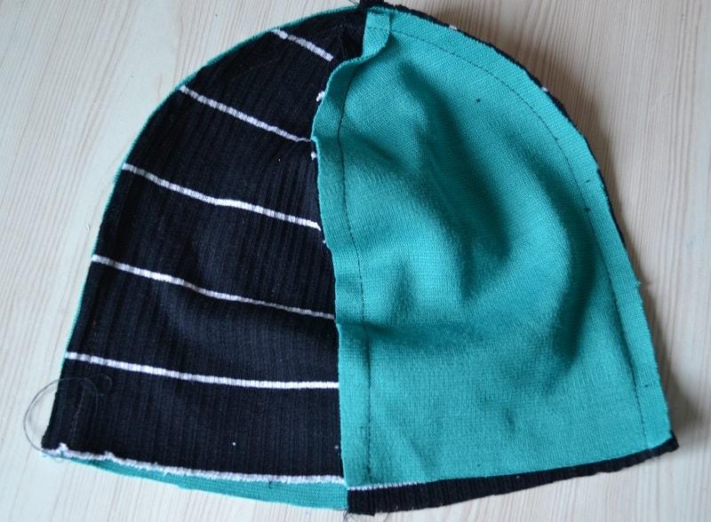 Простейшие шапки своими руками 101