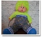 Как сшить детские штаны из трикотажа
