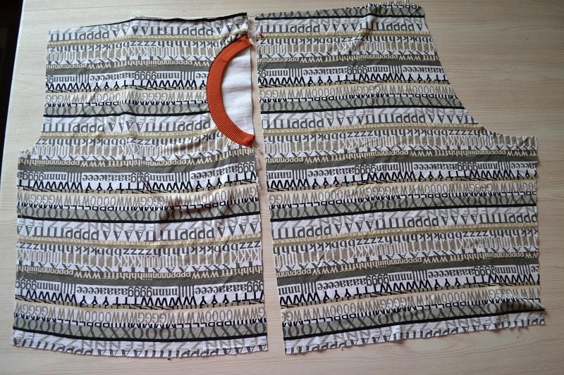Как сшить шорты из трикотажа, фото 10