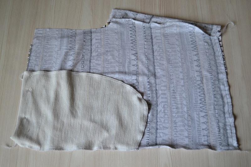 Как сшить шорты из трикотажа, фото 11