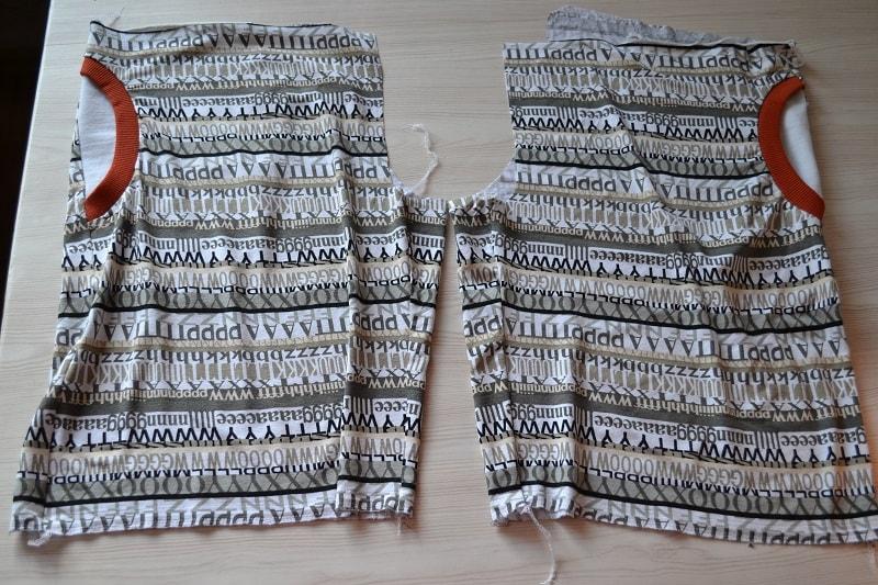 Как сшить шорты из трикотажа, фото 12