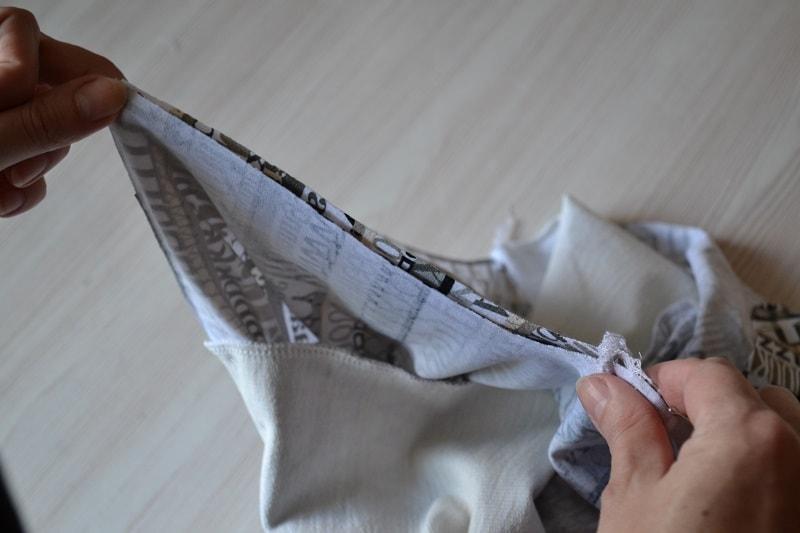 Как сшить шорты из трикотажа, фото 13