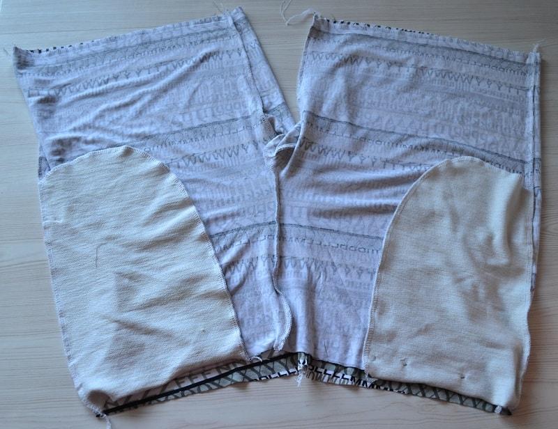 Как сшить шорты из трикотажа, фото 14