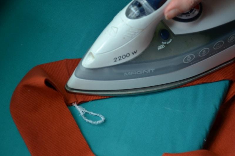 Как сшить шорты из трикотажа, фото 16