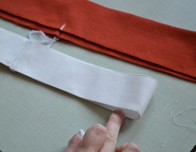 Как сшить шорты из трикотажа, фото 20