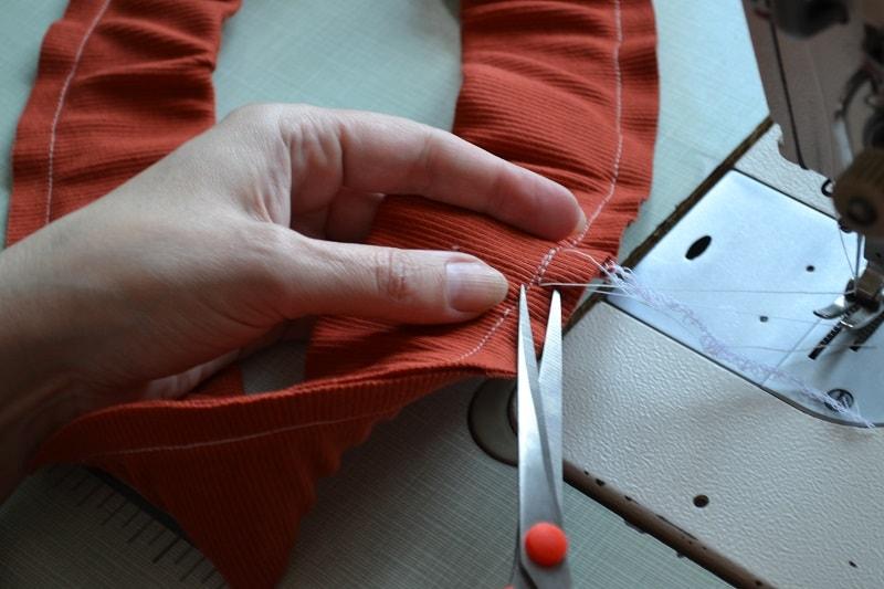 Как сшить шорты из трикотажа, фото 22