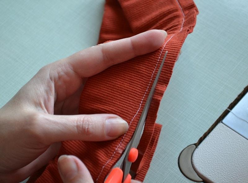 Как сшить шорты из трикотажа, фото 23