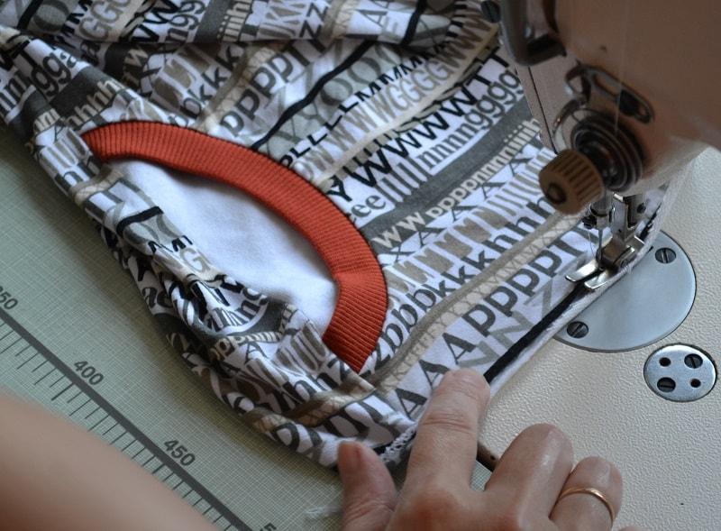 Как сшить шорты из трикотажа, фото 25