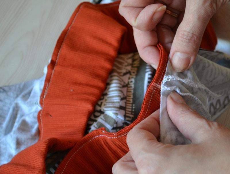 Как сшить шорты из трикотажа, фото 26