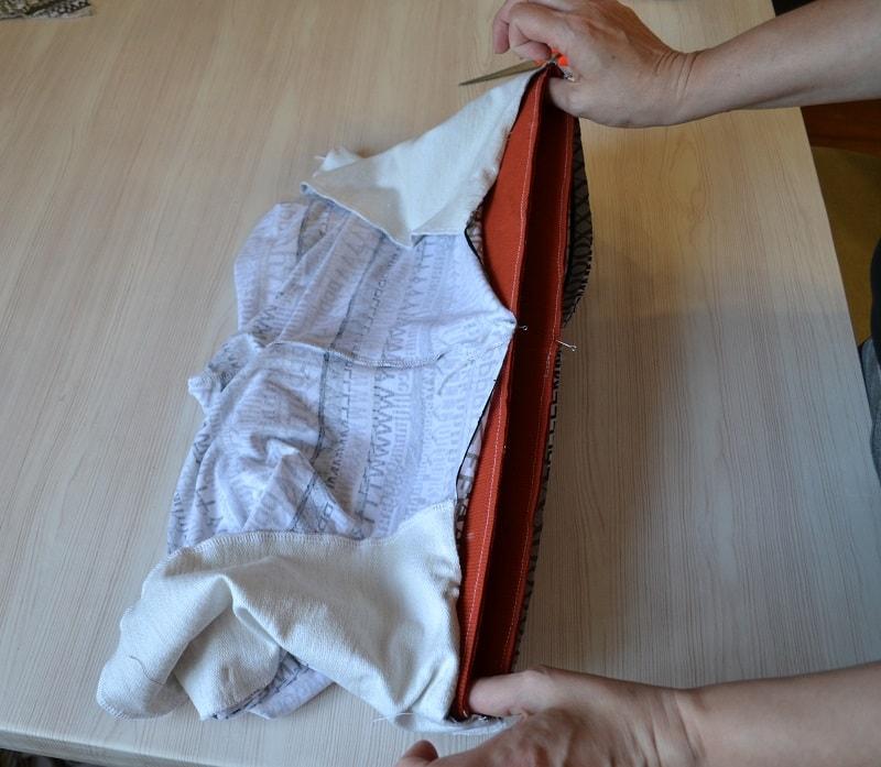 Как сшить шорты из трикотажа, фото 27