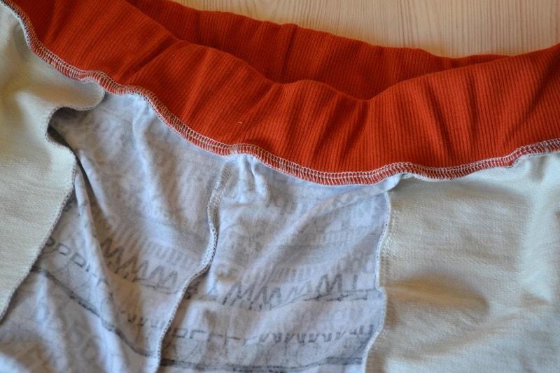 Как сшить шорты из трикотажа, фото 29