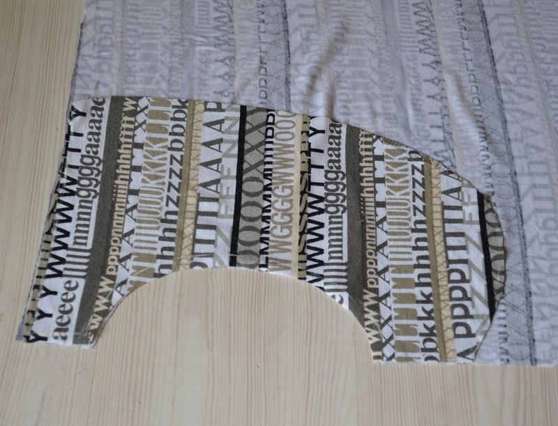 Как сшить шорты из трикотажа, фото 4