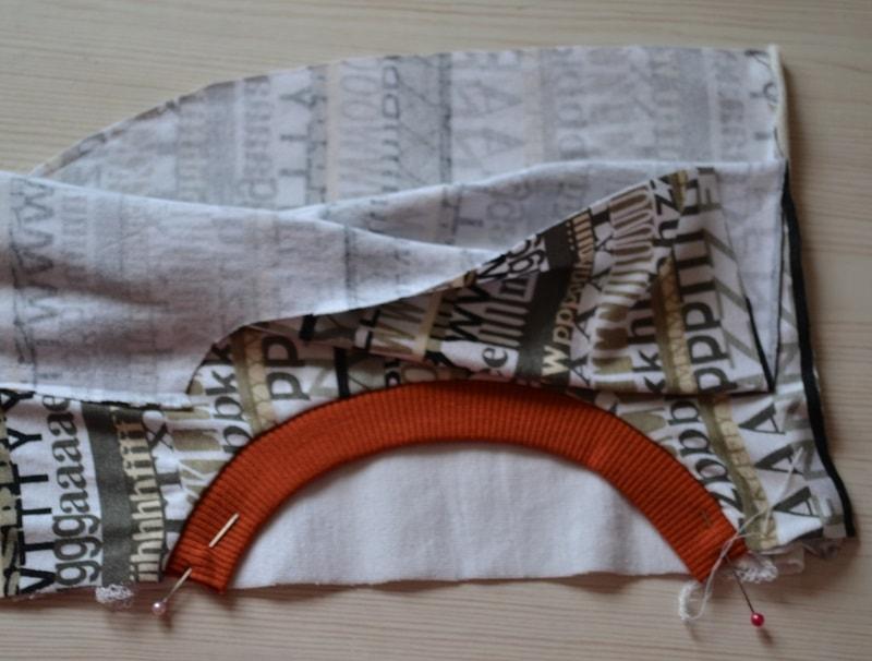 Как сшить шорты из трикотажа, фото 8