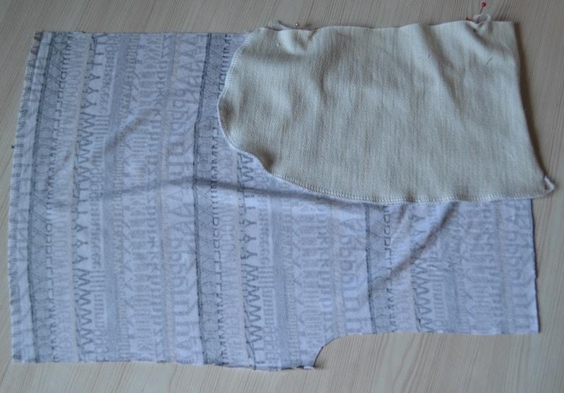 Как сшить шорты из трикотажа, фото 9