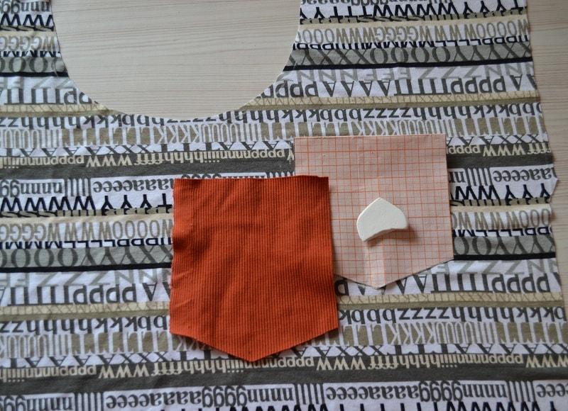 Как сшить женскую футболку трикотажа, фото 4