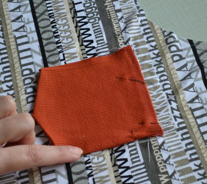Как сшить женскую футболку трикотажа, фото 6