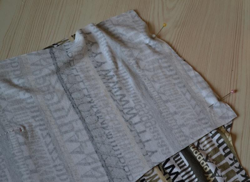Как сшить женскую футболку трикотажа, фото 9