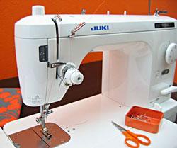 Швейная машина - главный инструмент