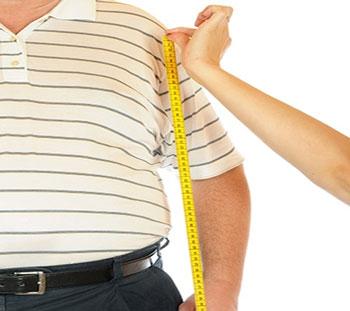 Как снять мерки для мужской одежды