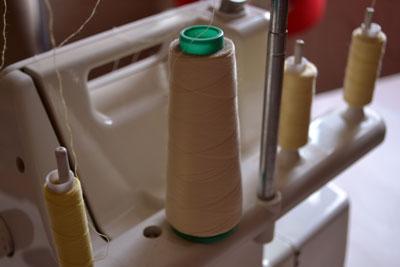 Номера ниток для шитья на машинке