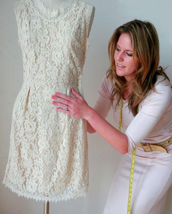 Примерить платье как правильно