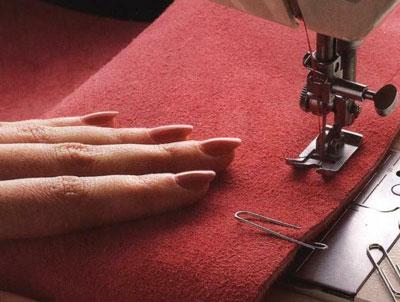 Инструменты и принадлежности для шитья