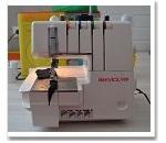 Плоскошовная швейная машина Merrylock 009