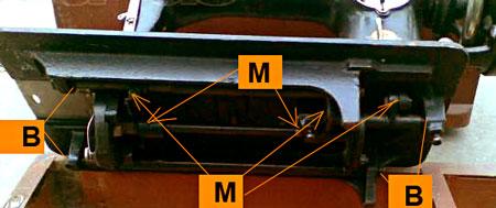 Ремонт швейной машинки своими руками фото