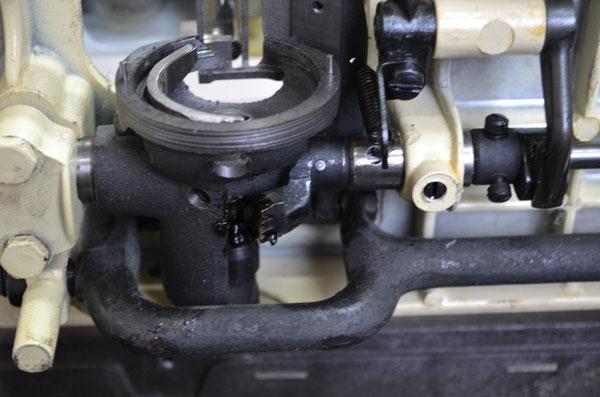 Уход и смазка швейной машинки Чайка