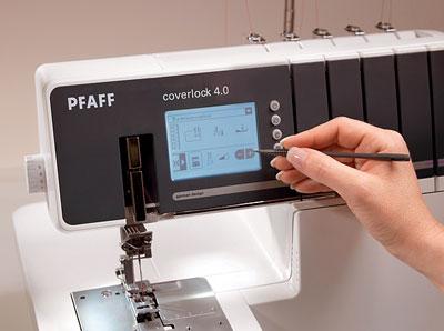 Швейные машины с функцией вышивка