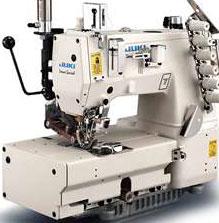 Промышленная плоскошовная машина