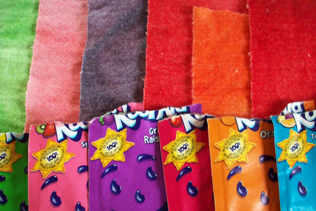 Красители для ткани | Покраска ткани в домашних условиях
