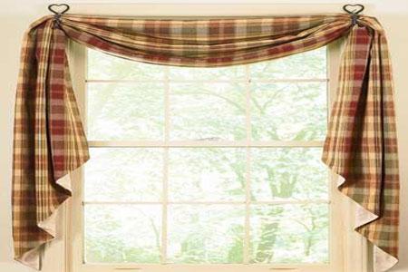 Как сшить шторы простые своими руками