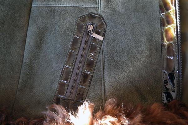 Что можно сделать с растянутыми и вытертыми карманами