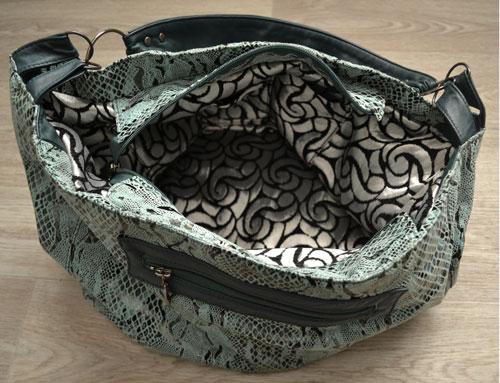Подкладку для сумки