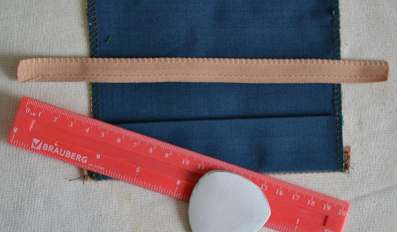 Технология обработки брюк с манжетами