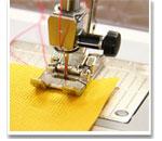 Потайной шов, Как подшивать низ изделия потайным стежком