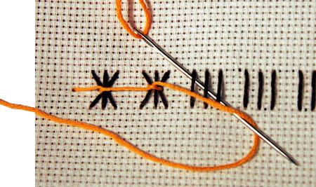 Ручные швы и <em>ручные украшения ручной работы как сделать</em> строчки